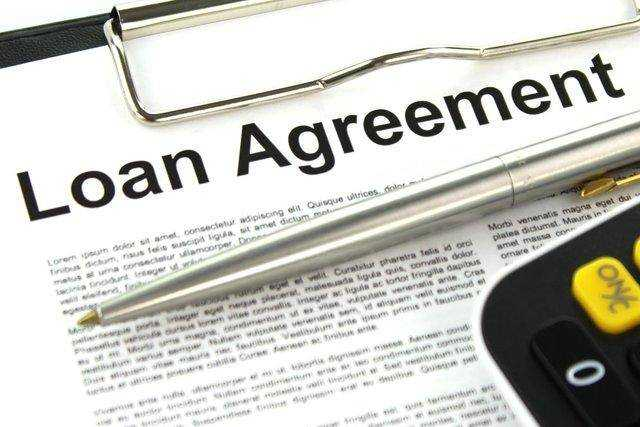 Terms of the loan agreement and what to focus on